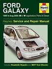 Ford Galaxy Petrol and Diesel Service and Repair Manual: 1995 to 2000 by Martynn Randall (Hardback, 2003)