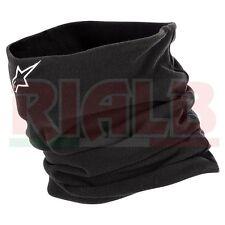Alpinestars NECK WARMER Baselayer a double layered wind protection - black