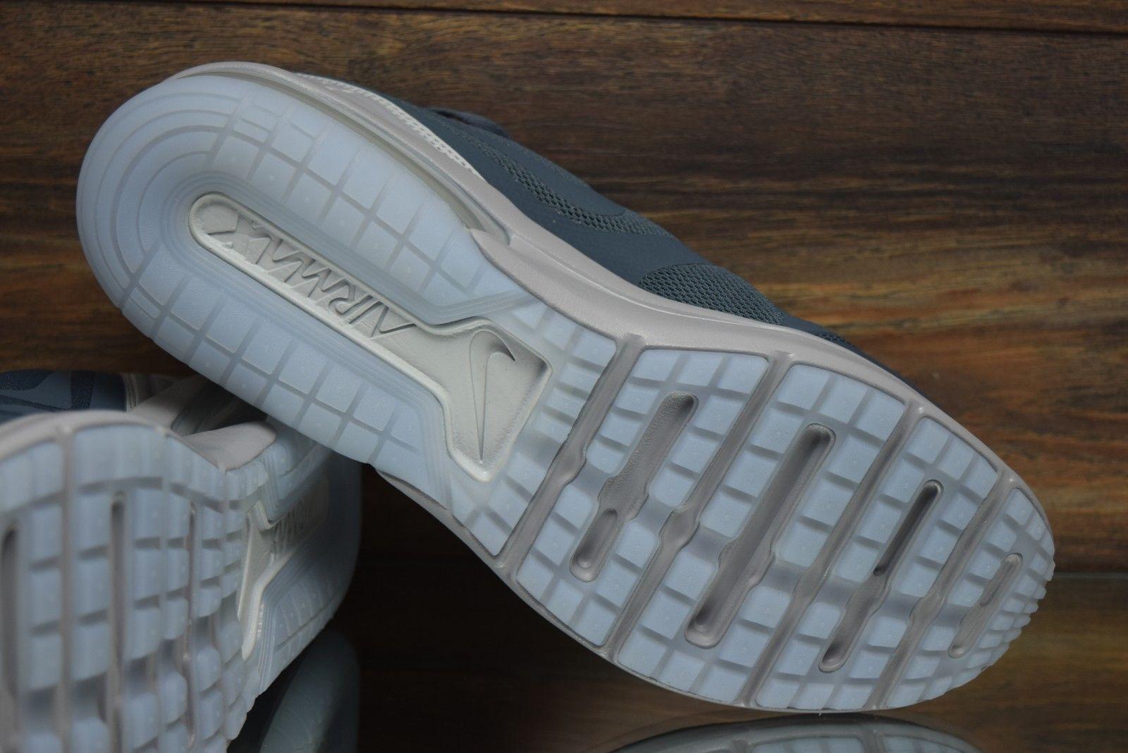 Nike air max wut Blau fox platin aa5739-403 laufschuhe männer größe - multi - größe männer 83b20b