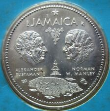 Jamaica 10 Dollars, 1972, 10th Anniversary of Independence