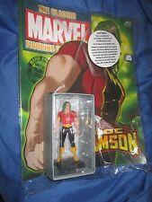 EAGLEMOSS Figure/Magazine #105 DOC SAMSON (HULK) Marvel Collection Figurine