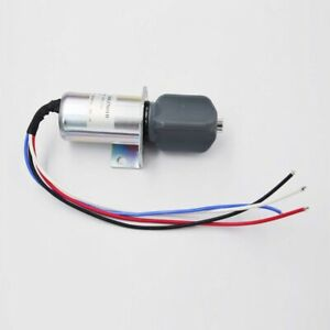 New Exhaust Solenoid For Corsa Marine Captain/'s Call Electric Diverter Systems