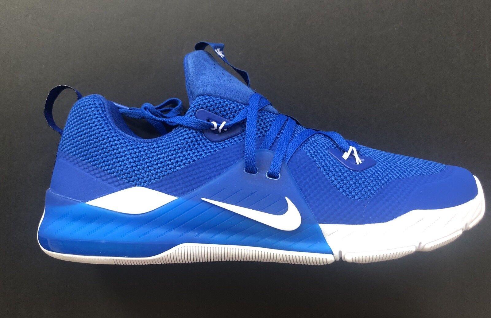 Nike Kentucky Wildcats Zoom Train Command College shoes AO4397-411 Size 11.5