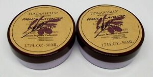 2-TUSCAN-HILLS-Selected-Scents-Body-Butter-FRENCH-LAVENDER-1-7-fl-oz-50-ml