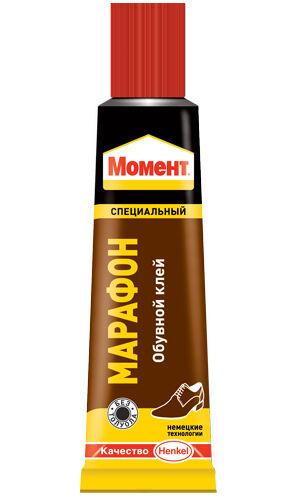glue MOMENT MARATHON shoes  professional 30ml   HENKEL quality