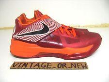 Nike Zoom KD IV ID 4 YOTD Year of The Dragon Virginia Tech Hokies sz 9.5 nerf 7