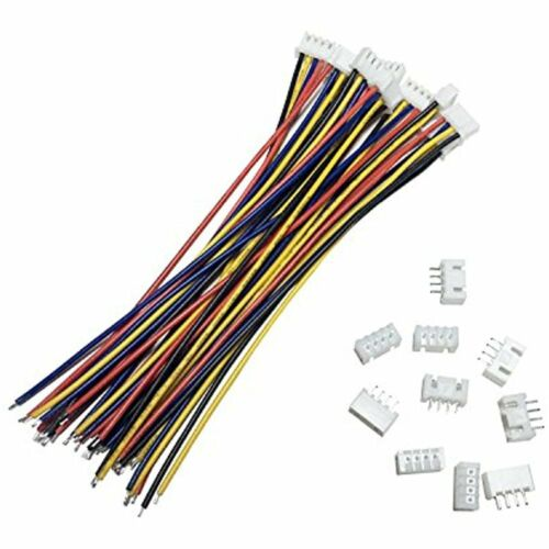 Vanka JST-XH 3S Connector Adapter Plug Battery Wire Balance Extension Cable For