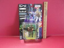 "Aliens Space Marine Bishop Android 4.5""in Figure w/Gatling Gun Kenner 1992"
