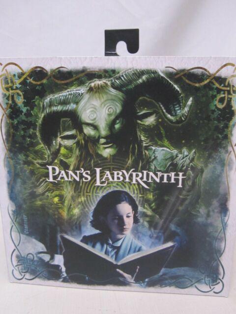 NECA Reel Toys Faun & Ofelia Pan's Labyrinth Signature Collection figurines NEW