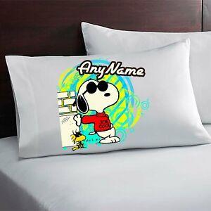 Snoopy Joe Cool Pillow