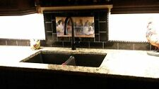 Art Mural Ceramic Countryside Hen Rooster Backsplash Bath Tile #400