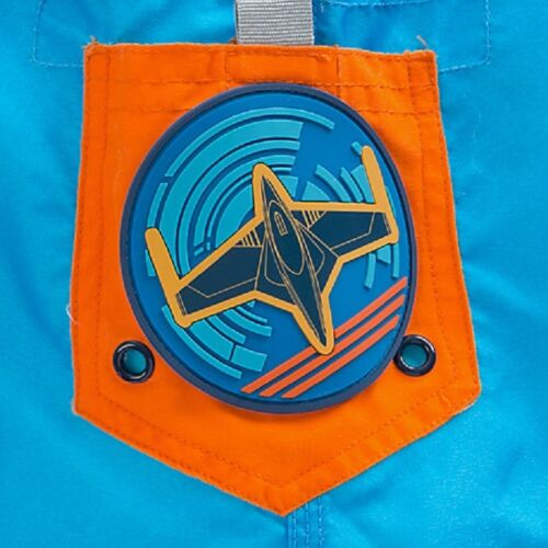 DISNEY STORE MILES FROM TOMORROWLAND SWIM TRUNKS NWT FOR BOYS UPF 50 PROTECTION