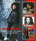 Enough Is Enough/Hear & Now/Creatures of Habit by Billy Squier (CD, 2012, 2 Discs, Beat Goes On)