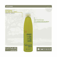 # UNA DESIGNING OIL NON OIL 250 ML ROLLAND PROFESSIONAL HOLD 4