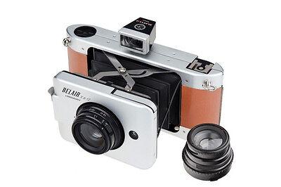 Lomography Belair X 6-12 Jetsetter Medium Format Folding Camera #239 FREE SHIP