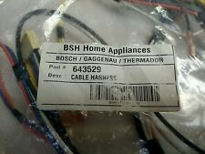 s l225 bosch thermador wire 00432037 432037 ebay bosch wire harness at crackthecode.co