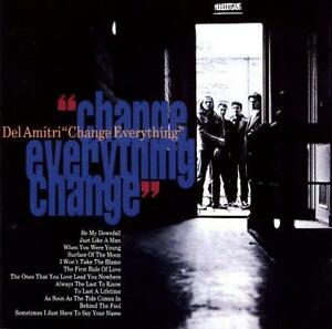 DEL-AMITRI-Change-Everything-CD-1992-USA-Import-EXC-90s-Indie-Rock