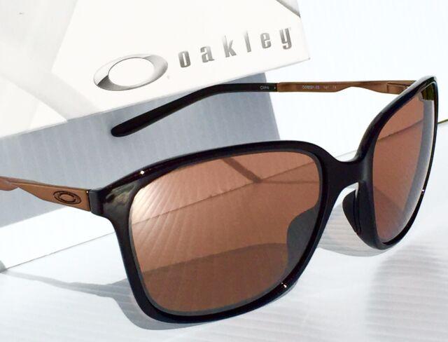 0a9250e93e5 Oakley Game Changer Brown Sugar Satin Bronze Vr50 Black Iridium Women  Sunglasses