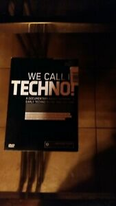 We Call It Techno DVD A documentary about germanys early techno scene and cult..