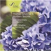 Stravinsky: Violin Concerto; Sibelius: Symphonies Nos. 3 & 6, Northern Sinfonia,