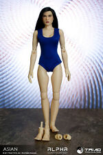 Triad Toys Asian Alpha Female Action Figure Body ***12 PACK BUNDLE***