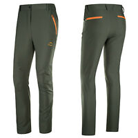 Men Quick Dry Pants Breathable Camping Hiking Outdoor Water Resistant Trousers