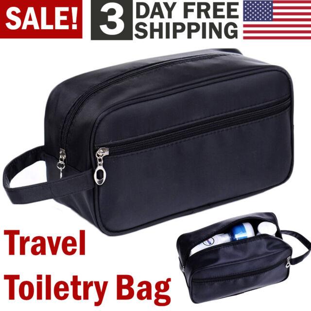 Travel Toiletry Bag Dopp Kit Organizer for Men Large Waterproof Shaving bags