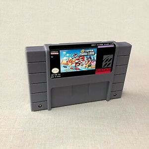 Super Mario ALL Series Game 16 bit Cartridge Console US Version Nintendo SNES