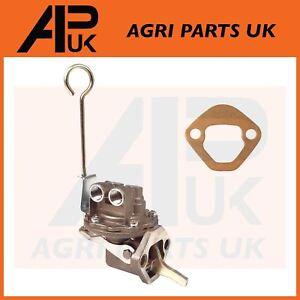 massey ferguson 25 122 130 825 tractor fuel lift pump perkins engine ebay. Black Bedroom Furniture Sets. Home Design Ideas