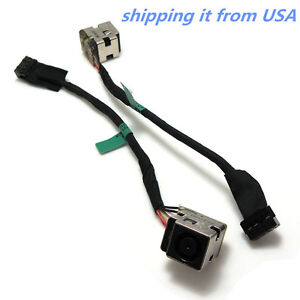 s l300 dc power jack harness in cable hp probook 440 450 455 g1 710431  at bayanpartner.co