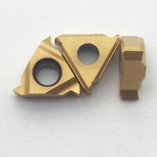 10pcs 11er A60 Bp010 Alloy Carbide Inserts Threading Turning Cutting Insert