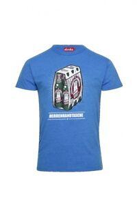 Derbe T-Shirt Herrenhandtasche reloaded nautical melange - Lübz, Deutschland - Derbe T-Shirt Herrenhandtasche reloaded nautical melange - Lübz, Deutschland