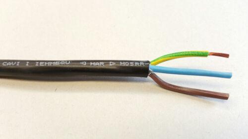 H05RR-F leichte Gummischlauchleitung 2x1qmm 100 Meter