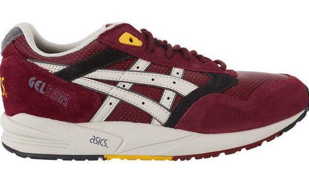 H538L 2599  Uomo asics GEL Sneakers SAGA Mountain Pack Trainers Sneakers GEL Größe UK 6  Eur 40 0b0950