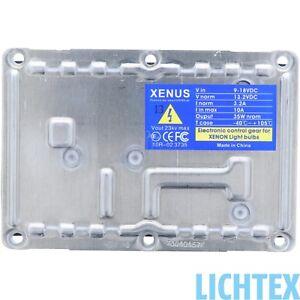 XENUS-D1S-Xenon-Scheinwerfer-Vorschaltgeraet-LAD5GL-4PIN-Ersatz-fuer-Valeo-NEU