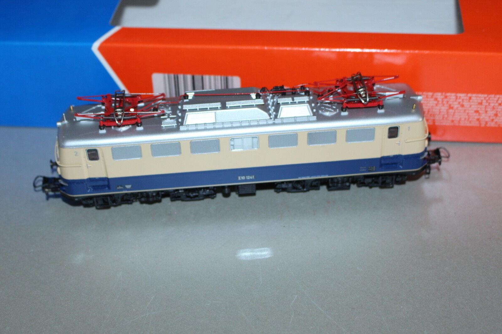 Roco 43381 Romualdo Serie Br E10 1241 DB Rheinpfeil Scala H0 Conf. Orig.