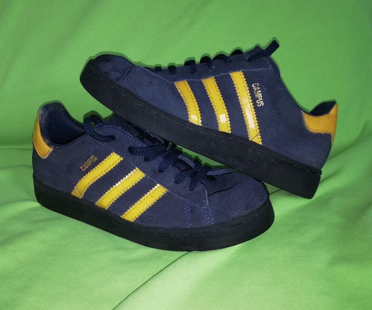 Adidas Original Campus 1996 RARE Deadstock trainers, Taille 5 UK  VINTAGE