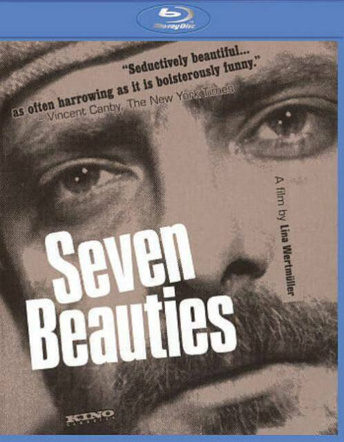 SEVEN BEAUTIES NEW BLU-RAY DISC