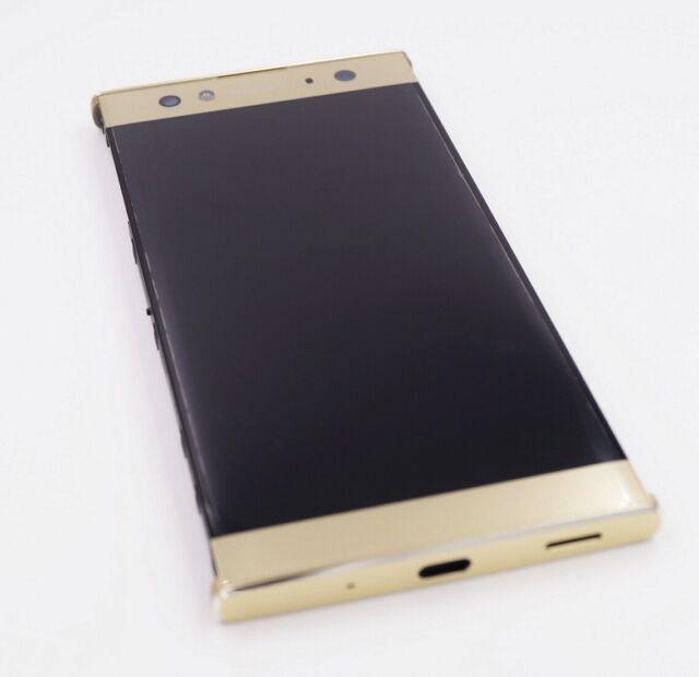 Original Sony xperia XA2 Ultra H3213 LCD Display Screen Touchscreen Gold