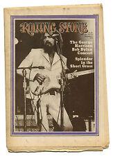 ROLLING STONE Magazine No 90 Sep 2 1971 Bob Dylan George Harrison Trial of Oz