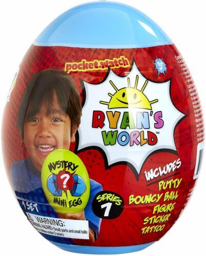 Ryan/'s World Mini Mystery Egg BK00724