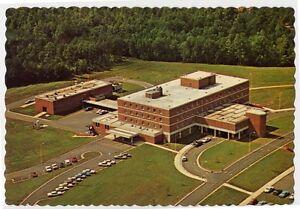 Hickory Nc Early Catawba Memorial Hospital Aerial Nr Charlotte Nc Z