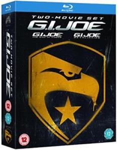Gi Joe - The Altezza Di Cobra / Retaliation Blu-Ray Nuovo (BSP2515)