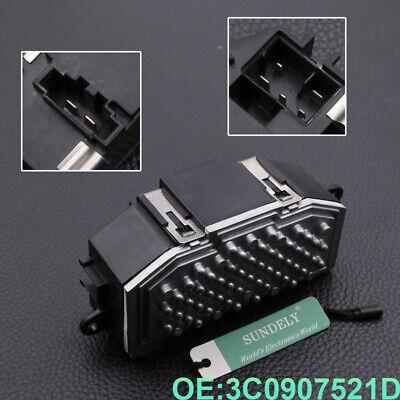 8P Q3 TT Q7 3C0907521F HEATER BLOWER MOTOR FAN RESISTOR FOR AUDI A3