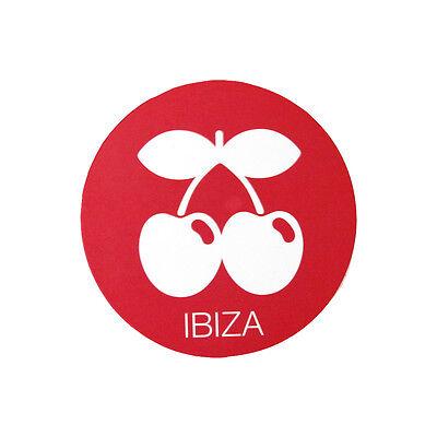 OFFICIAL Flower Power Pacha Ibiza Club Sticker 2017 Logo Yellow Hippy
