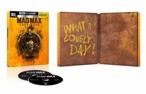 MAD-MAX-Fury-Road-U-S-EXCLUSIVE-STEELBOOK-4K-Ultra-HD-Blu-ray-Digital-NEW