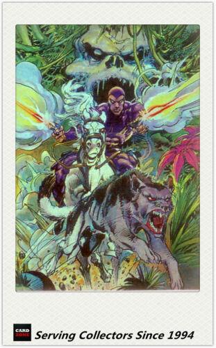 Dynamic Phantom Series 3-The Phantom Gallery Series Legend Card Subset L6