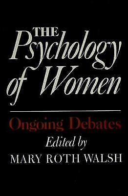 Psychology of Women by Walsh, Mary Roth | eBay