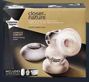 TOMMEE-TIPPEE-CLOSER-TO-NATURE-ELECTRIC-BREAST-PUMP-COMPLETE-COMFORT-NATURAL