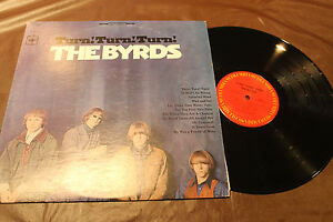 The Byrds Turn Turn Turn Stereo Columbia Records Folk